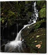 Lumsdale Falls 9.0 Canvas Print