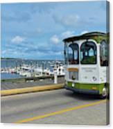 Macmillan Pier Provincetown Cape Cod Massachusetts 03 Canvas Print