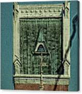 Macon Georgia's Historical Architecture Photo 2 Canvas Print