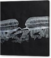 Macular Hole Oct Canvas Print