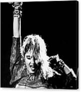 Madonna Concert Performs At Madison Canvas Print