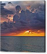 Majesty Of The Sea Canvas Print