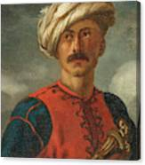 Mamluk Canvas Print