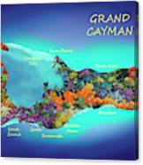 photo about Printable Map of Grand Cayman identified as Map Of Cayman 5x7 Ratio by way of John Clark