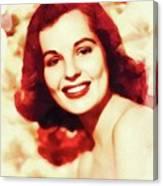 Mary Murphy, Vintage Actress Canvas Print