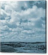 May On The Great Plains Canvas Print