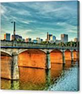 Mayo Bridge Canvas Print