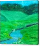 Meadow Beauty Canvas Print