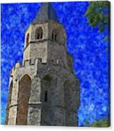 Medieval Bell Tower 4 Canvas Print