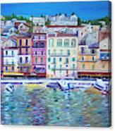 Mediterranean Morning Canvas Print
