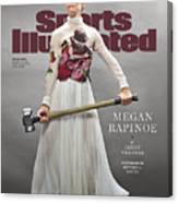 Megan Rapinoe, 2019 Sportsperson Of The Year Sports Illustrated Cover Canvas Print
