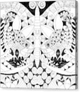 Metamorphosis Arrangement 1 Canvas Print