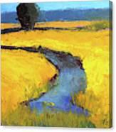 Mid July Canvas Print