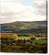 Middleburg In New York Canvas Print