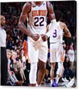 Milwaukee Bucks V Phoenix Suns Canvas Print