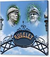 Miners Of Rugeley Canvas Print