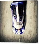 Mini Racer Canvas Print