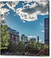 Minneapolis 02 Canvas Print
