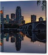 Minneapolis 13 Canvas Print