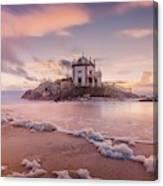 Miramar Beach Chapel Canvas Print