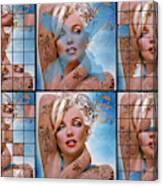 Mm Diva 127 Six Canvas Print