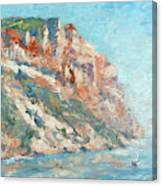 Moment at Cassis Canvas Print