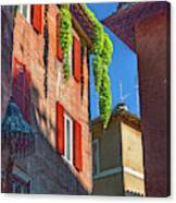 More Corners Canvas Print