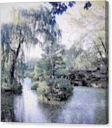Mossy Lake Canvas Print