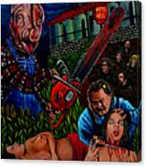 Motel Hell Canvas Print