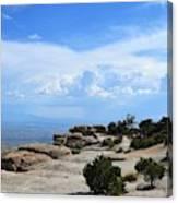 Mount Lemmon Canvas Print