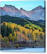 Mountain Trout Lake Wonder Canvas Print