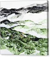 Mountains At Shenadoah 2 201901 Canvas Print