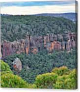 Mt Piddington - Nsw - Australia Canvas Print