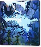 Mt. Shuksan, North Cascades National Park, Whatcom County, Wa Canvas Print
