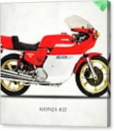 Mv Agusta Monza 1978 Canvas Print