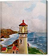 My Lighthouse Canvas Print