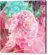 Nano Flower Bud Canvas Print