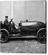 Napier Racing Car Canvas Print