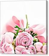 Naturalness And Flowers 49 Canvas Print