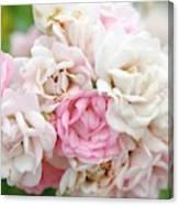 Natures Wedding Bouquet Canvas Print