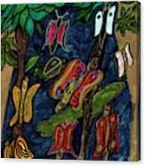 Nature's Wonder Canvas Print
