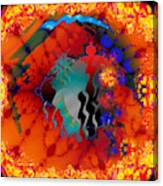 Navajo Sunset- Canvas Print