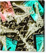 Neo Romantics Canvas Print