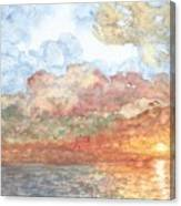 New Every Morning Canvas Print
