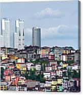 New Istanbul Canvas Print