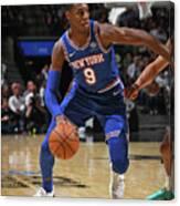 New York Knicks V San Antonio Spurs Canvas Print