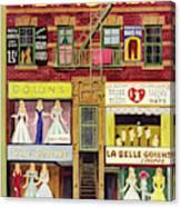 New Yorker April 27th 1946 Canvas Print