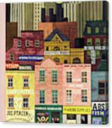 New Yorker April 6th 1946 Canvas Print