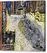 New Yorker December 28th 1946 Canvas Print