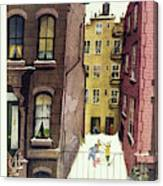 New Yorker February 2nd 1946 Canvas Print